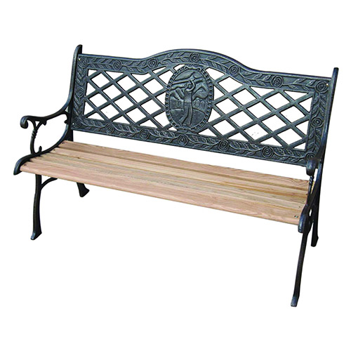 G203 Popular Cast Aluminum Benches ...