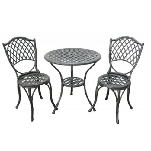 ... G519 Wrought Iron Bistro Sets For Outdoors ...