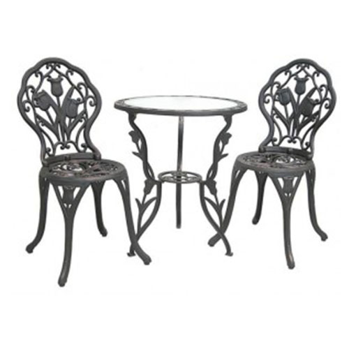 ... G521 Wrought Iron Bistro Sets For Outdoors ...