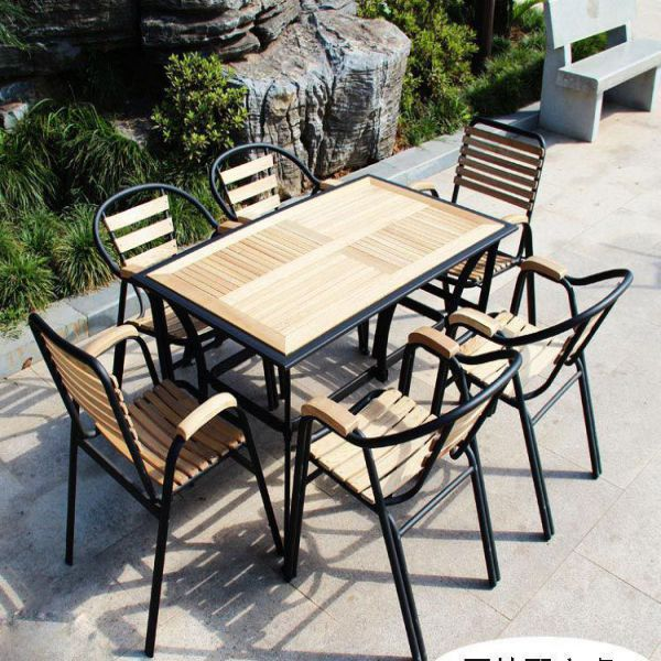 How To Maintain Iron Outdoor Furniture Two