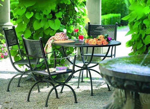 Iron Outdoor Furniture-Information