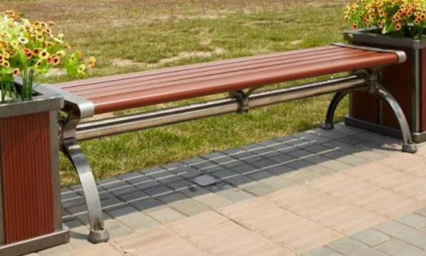 GH Armless Street Bench Won Another Government Bid