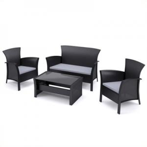 GAE3180 Wicker Chair Set