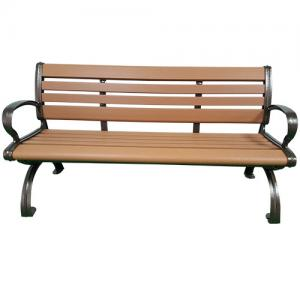 Popular Cast Aluminum Benches with 3-4 Seats
