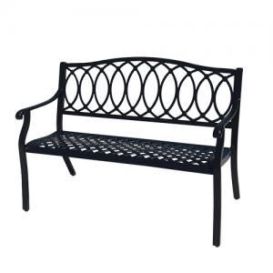 Popular Cast Aluminum Benches