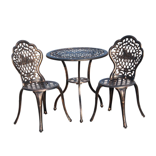 Metal Bistro Sets for Outdoors