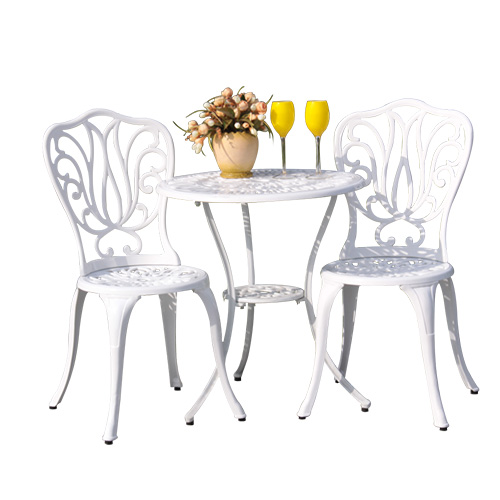 Cast Aluminum Patio Sets for Outdoors