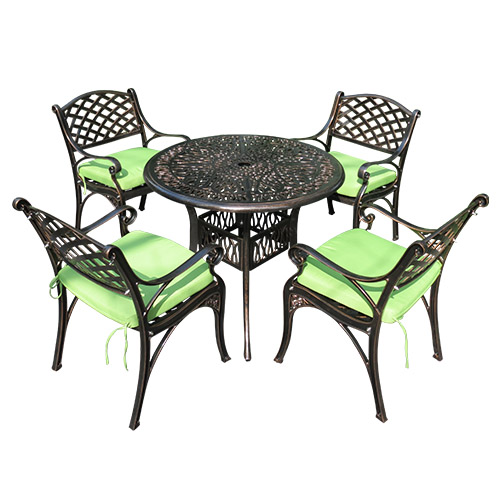 Metal Patio Sets for Outdoors