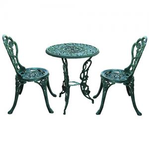 Cast Iron Bistro Sets for Outdoors