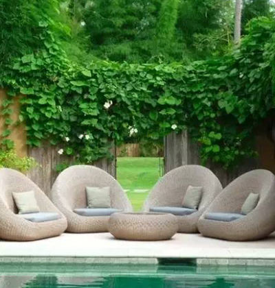 Patio Furniture-Garden Design Indispensable Element